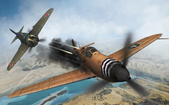 World of Warplanes preview thumb