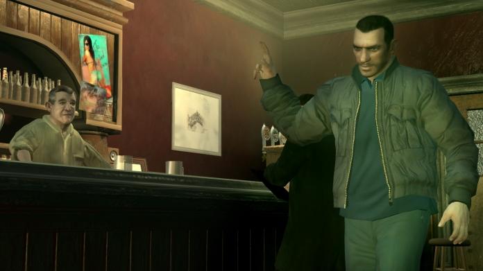 GTA 4 screen 2